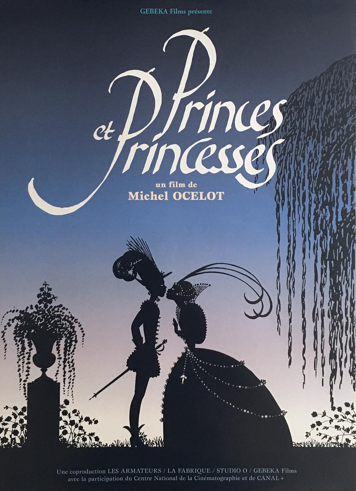 affiche du film Princes et princesses