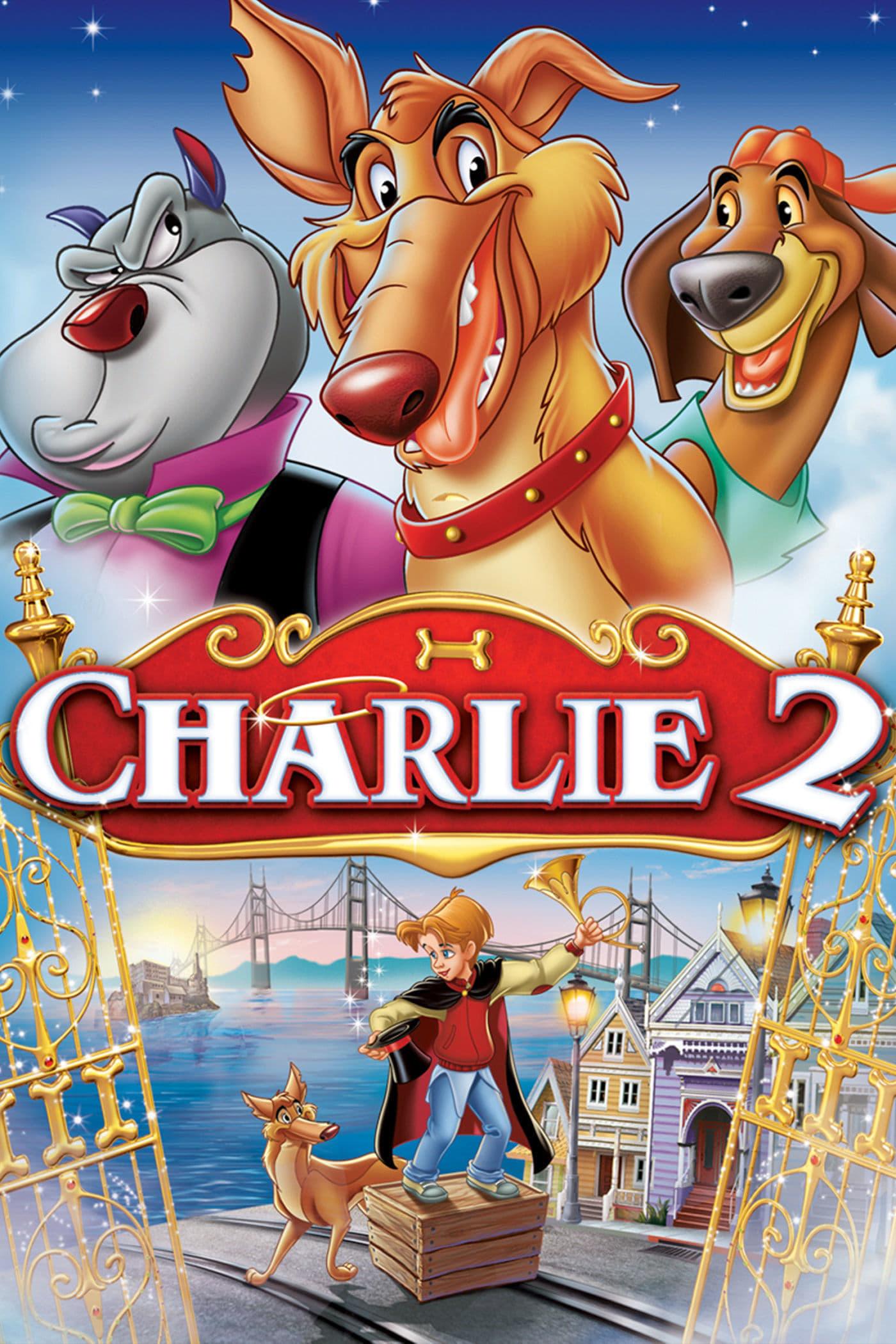 affiche du film Charlie mon héros