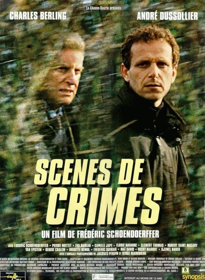 affiche du film Scènes de crimes