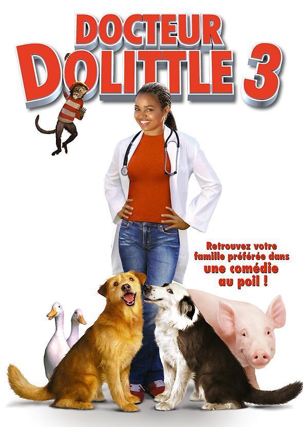 affiche du film Docteur Dolittle 3