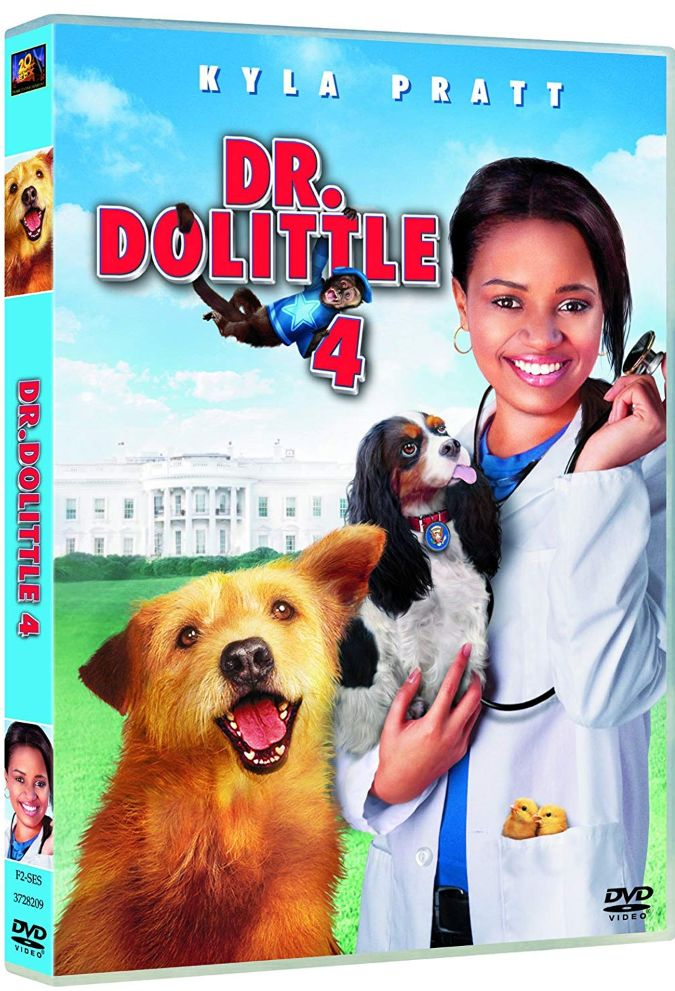 affiche du film Dr Dolittle 4