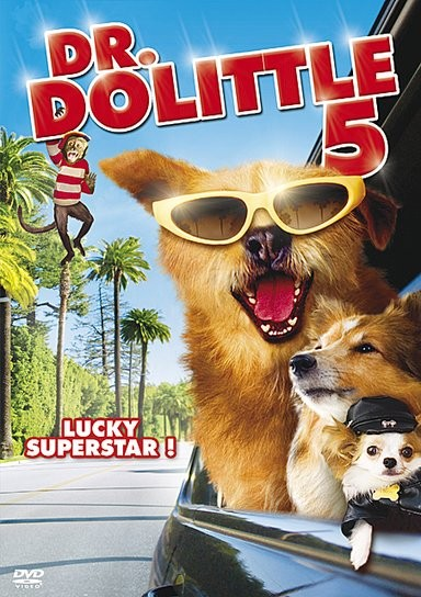 affiche du film Dr Dolittle 5