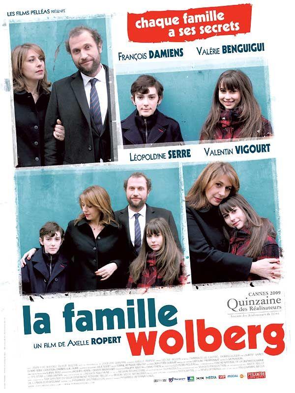 affiche du film La famille Wolberg