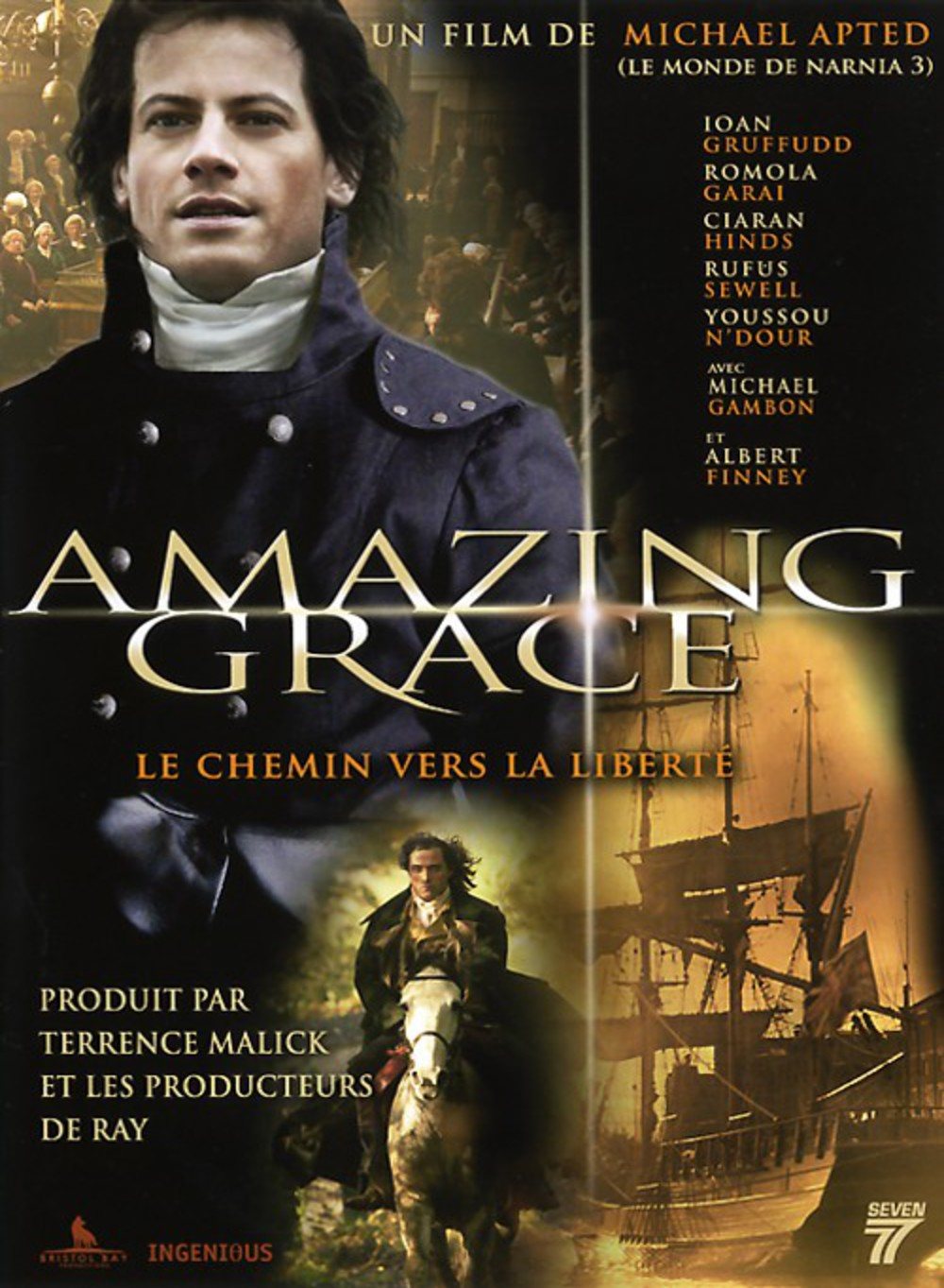 affiche du film Amazing Grace