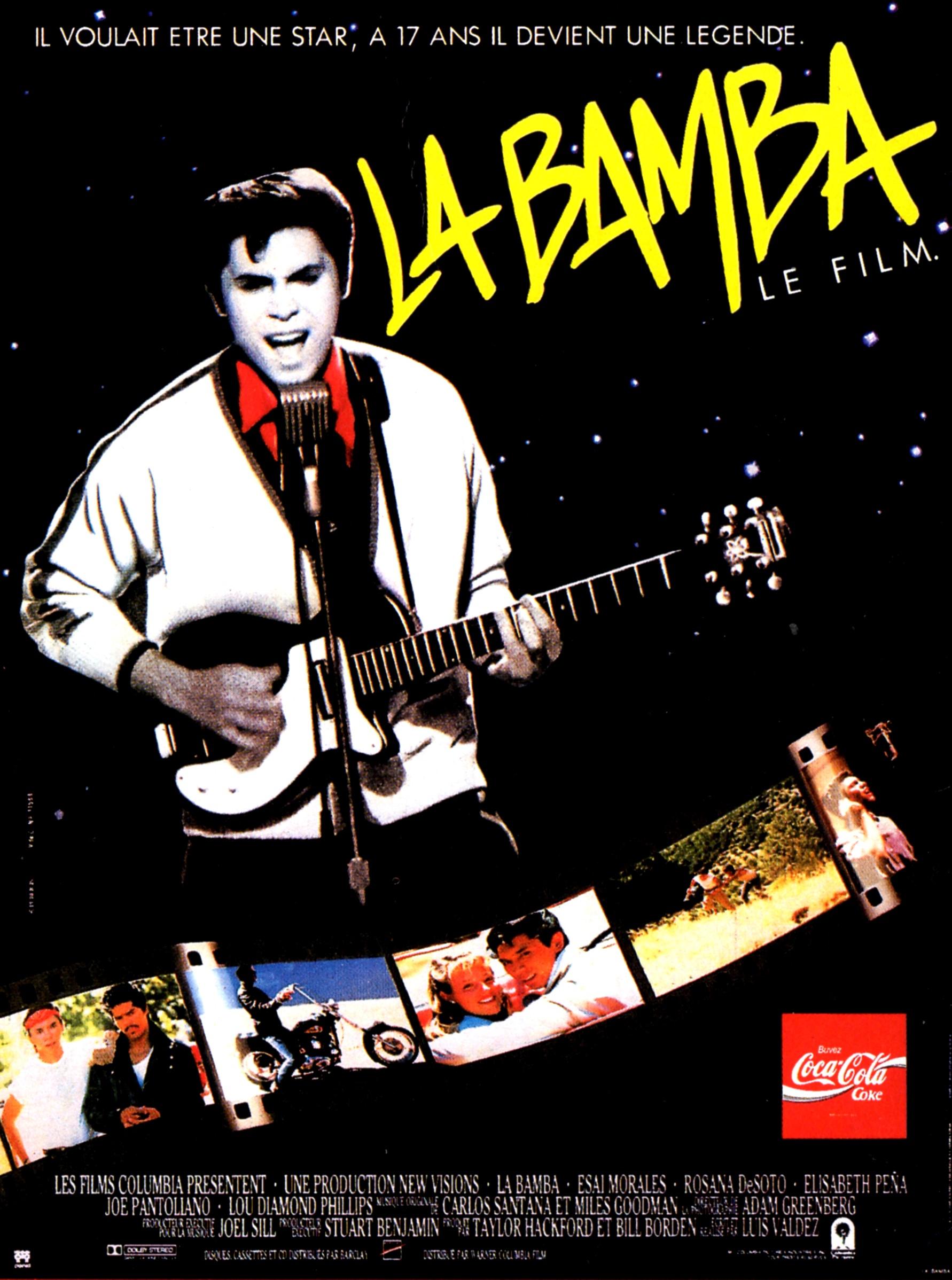 affiche du film La Bamba