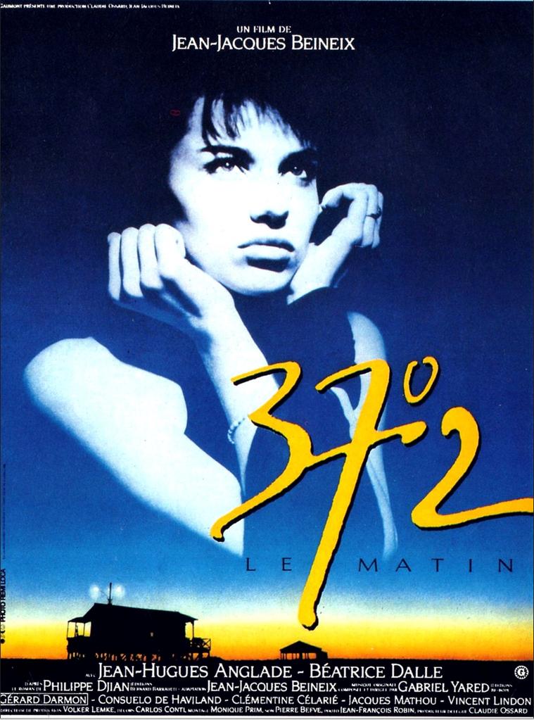 affiche du film 37°2 le matin