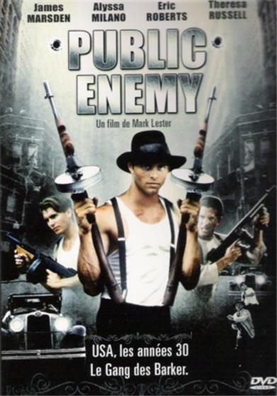 affiche du film Public Enemy