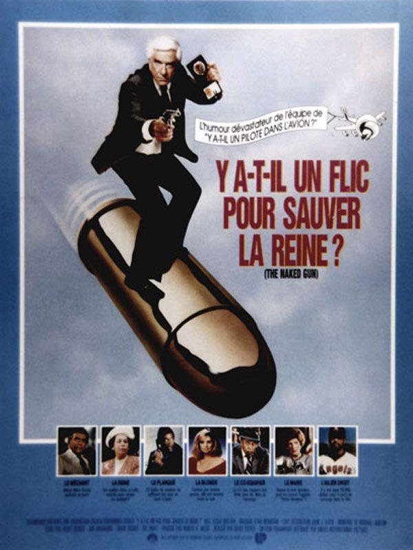 Affiche du film Y A TIL UN FLIC POUR SAUVER LE PRESIDENT