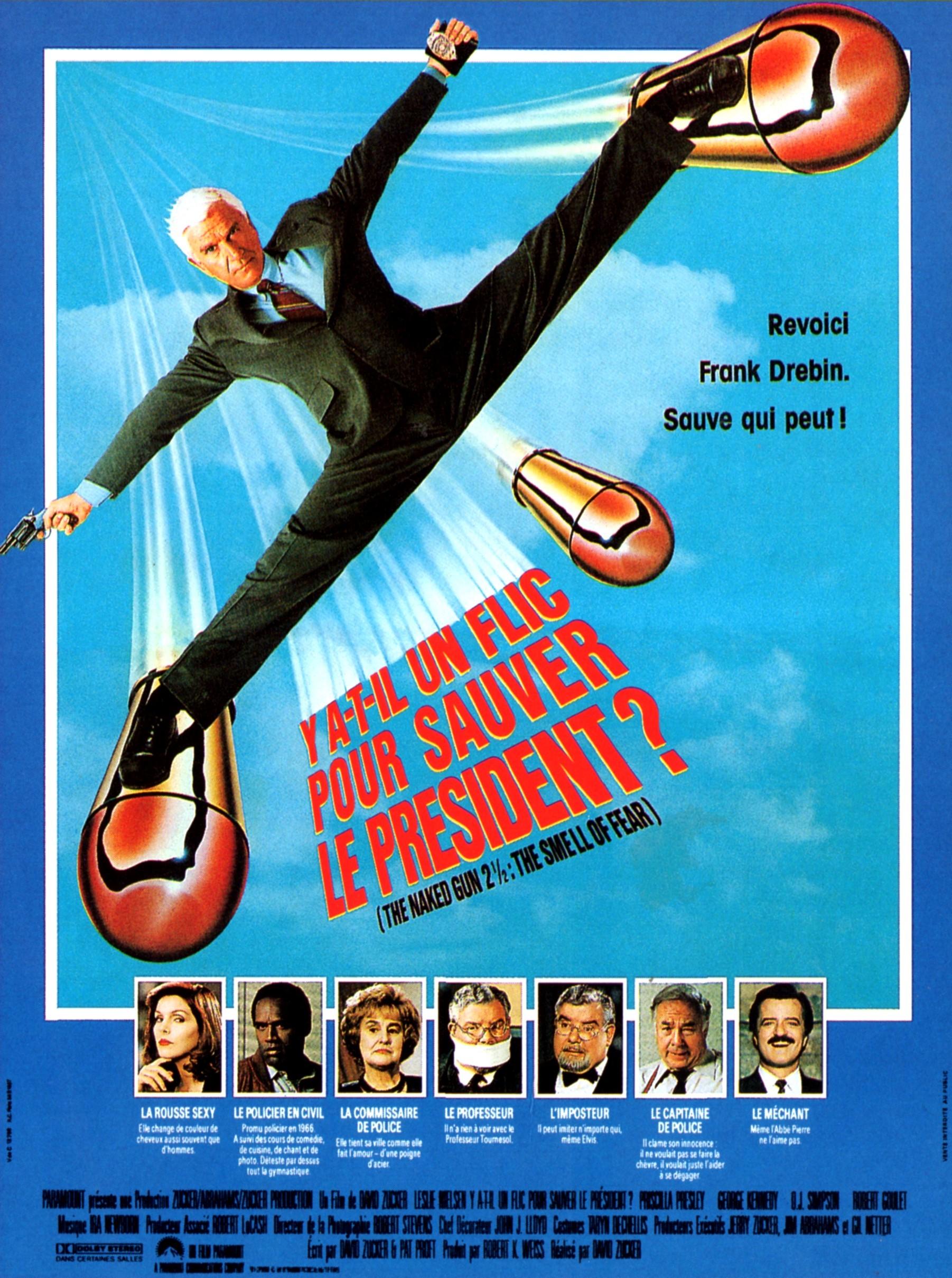 Photo du film Y A-T-IL UN FLIC POUR SAUVER LE PRESIDENT