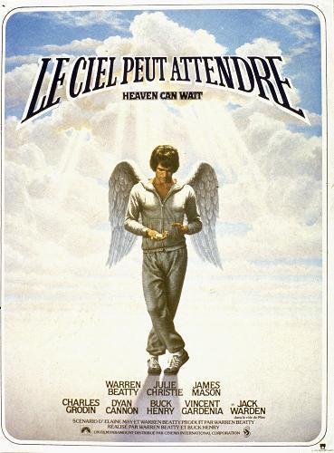 affiche du film Le ciel peut attendre (1978)