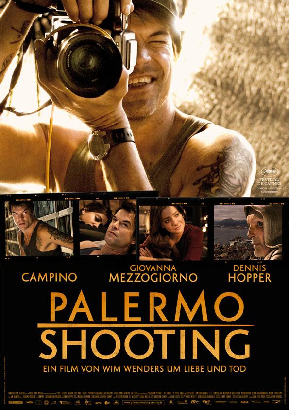 affiche du film Rendez-vous à Palerme