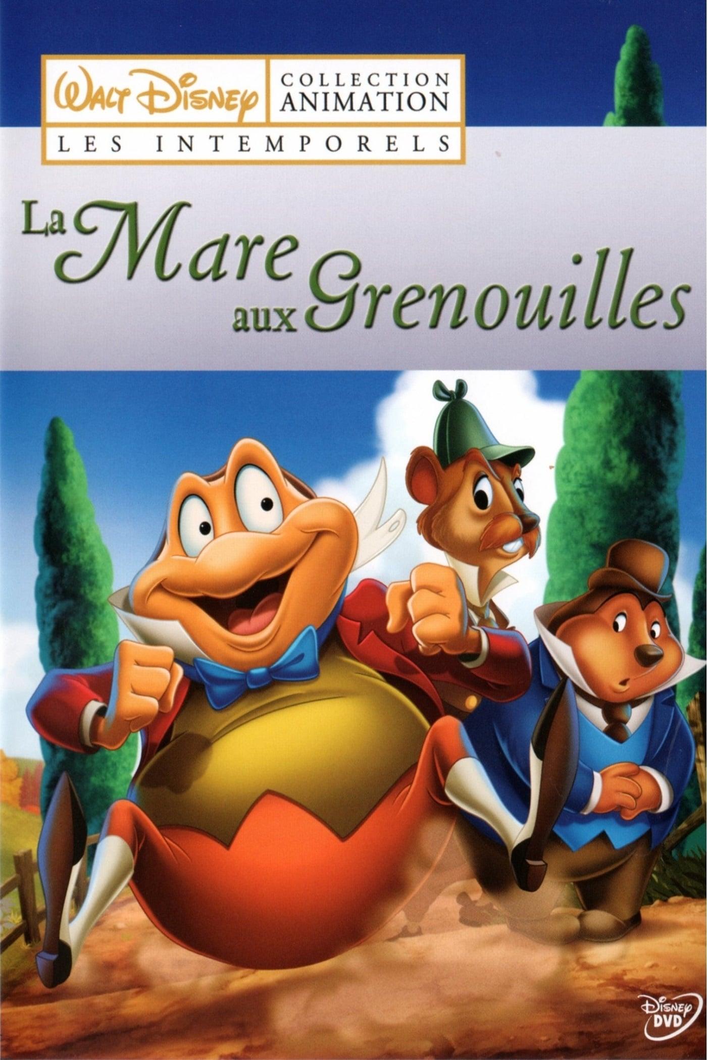 affiche du film La mare aux grenouilles