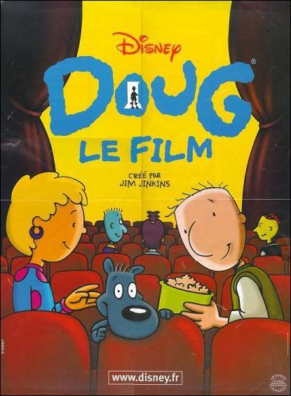affiche du film Doug, le film