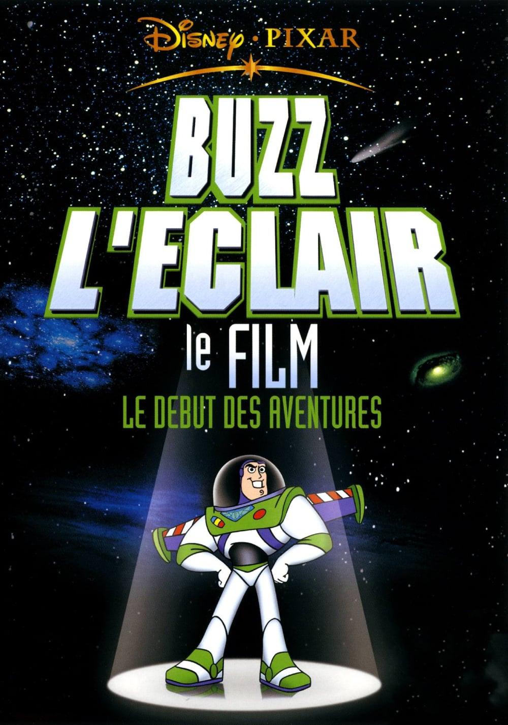 affiche du film Buzz l'Éclair, le film: Le début des aventures