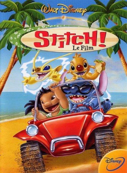affiche du film Stitch ! Le film