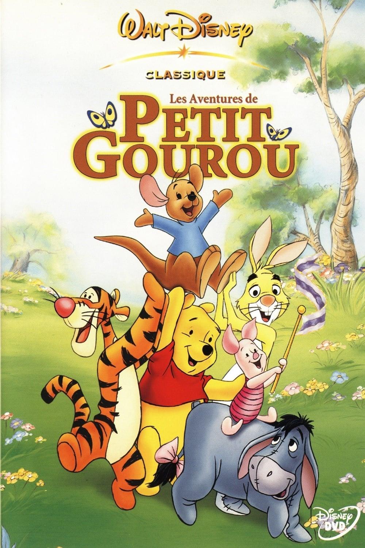 affiche du film Les aventures de Petit Gourou