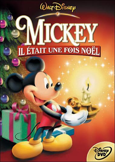 affiche du film Mickey, il était une fois Noël
