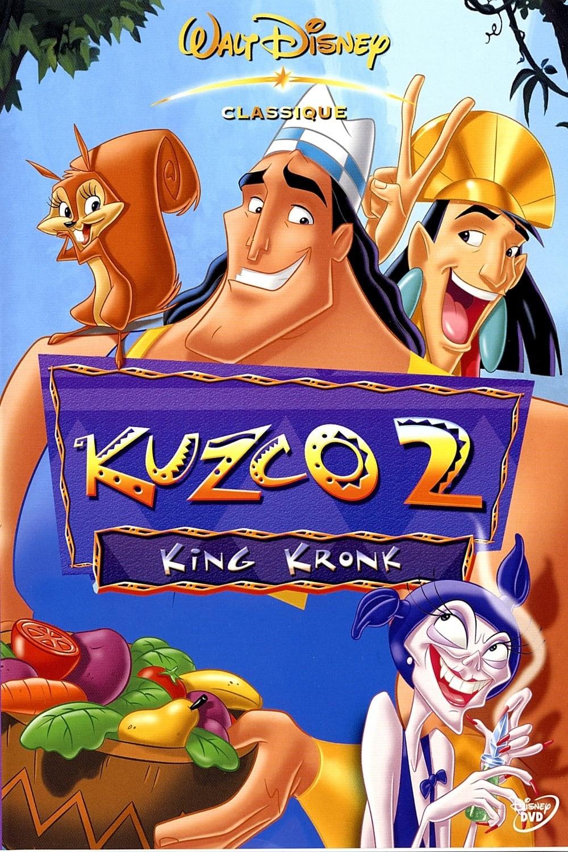 affiche du film Kuzco 2 - King Kronk