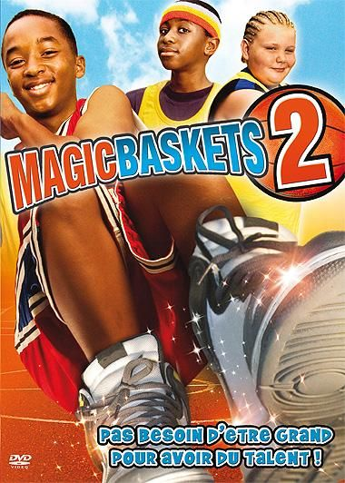 affiche du film Magic baskets 2