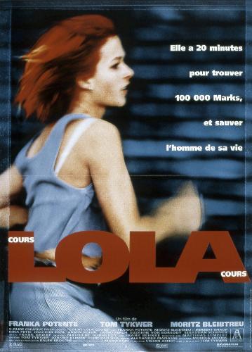 affiche du film Cours, Lola, cours
