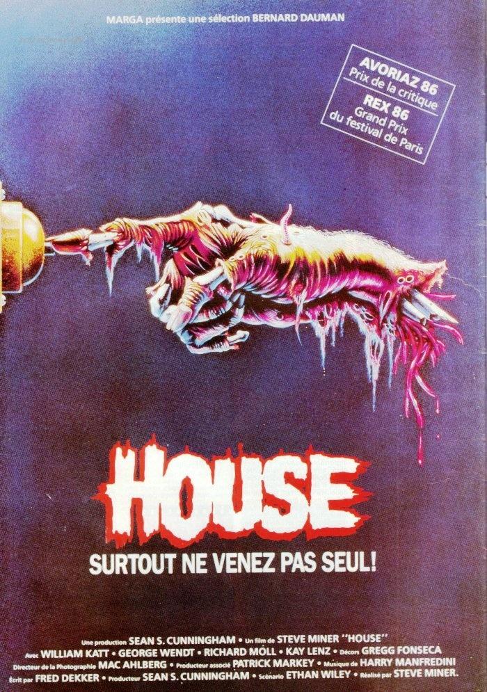 affiche du film House (1985)