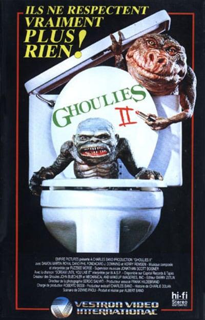 affiche du film Ghoulies II