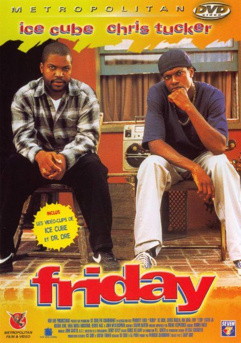affiche du film Friday