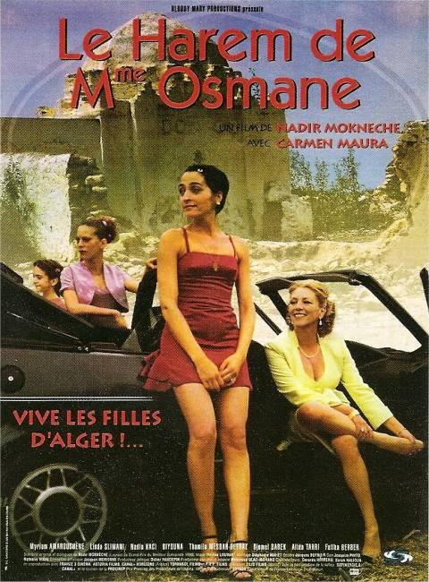 affiche du film Le harem de Mme Osmane