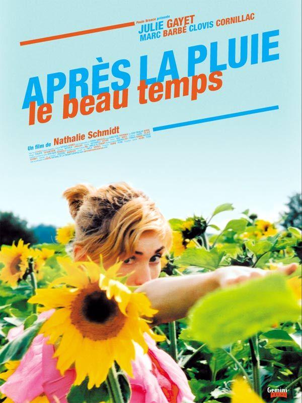 affiche du film Après la pluie, le beau temps