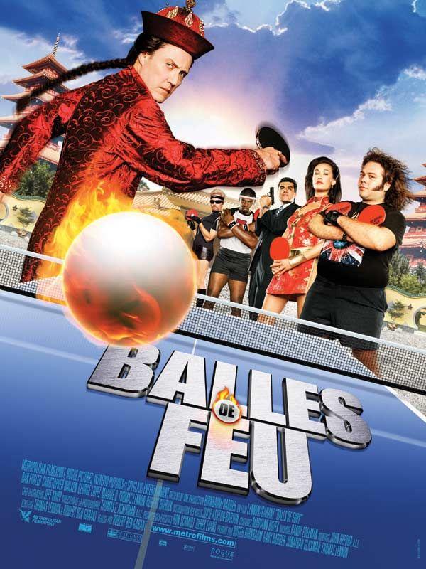 affiche du film Balles de feu
