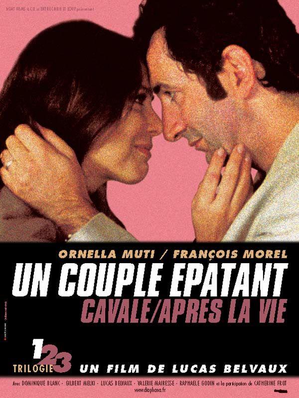 affiche du film Un couple épatant