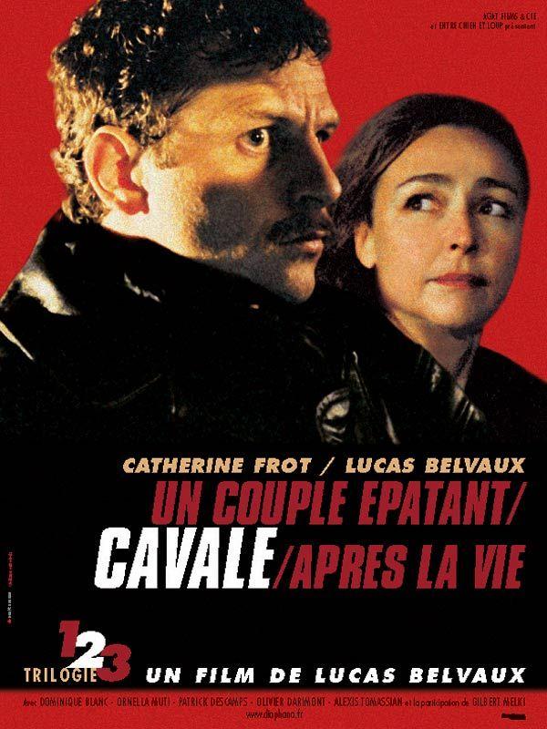 affiche du film Cavale