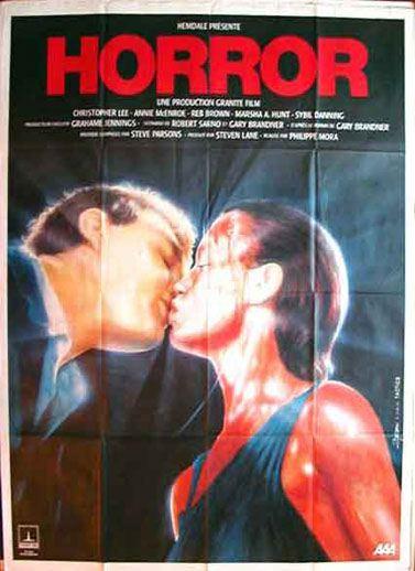 affiche du film Horror