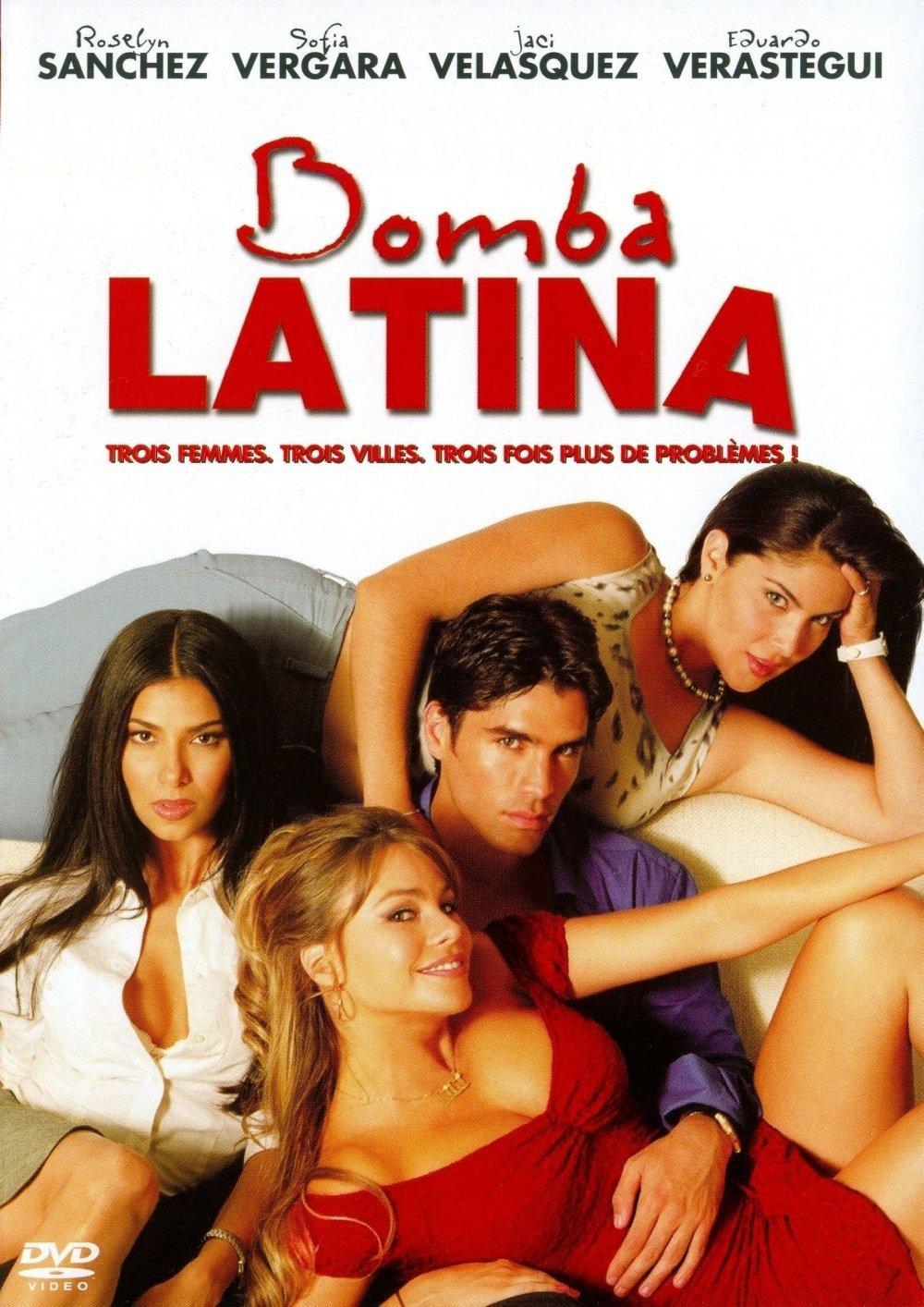 affiche du film Bomba Latina