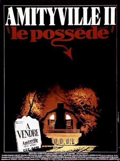 affiche du film Amityville II : Le possédé