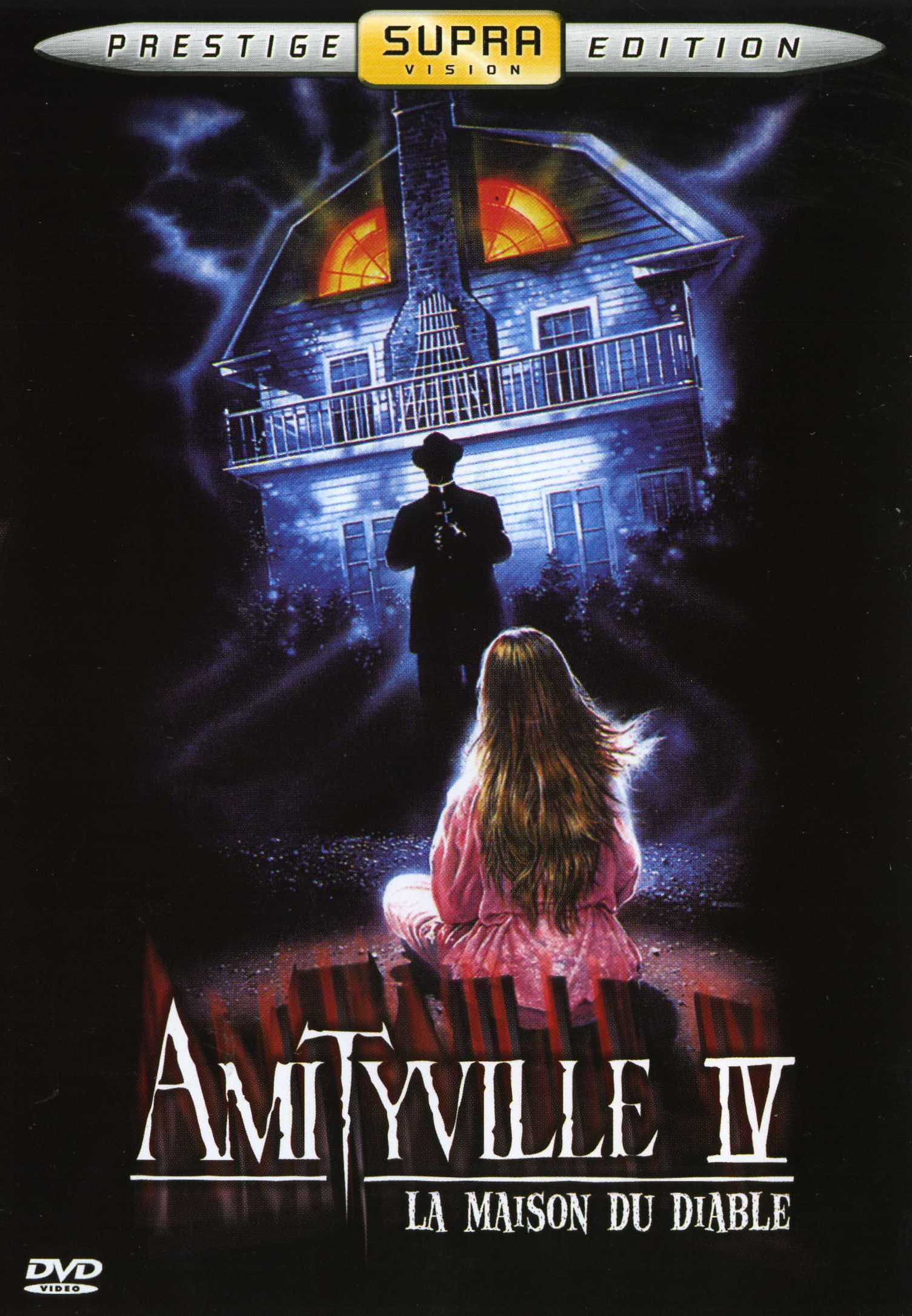 affiche du film Amityville 4 (TV)