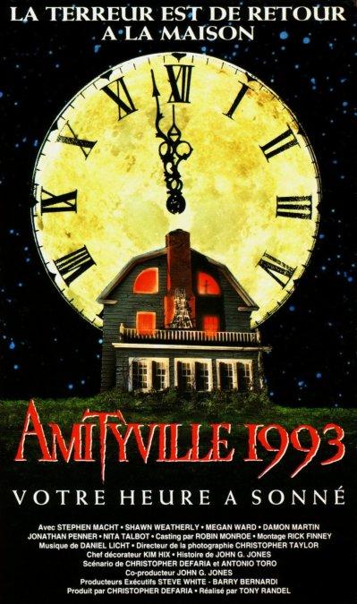 affiche du film Amityville 1993
