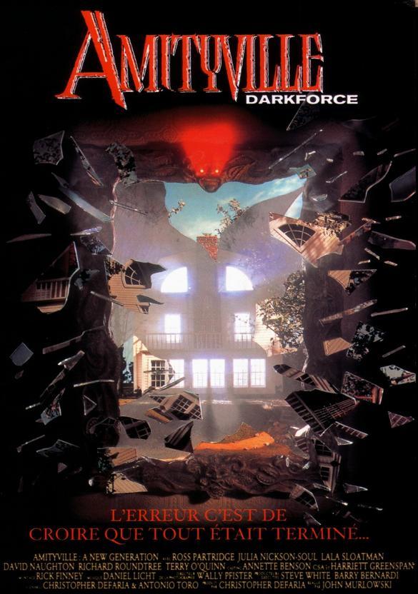 affiche du film Amityville: Darkforce