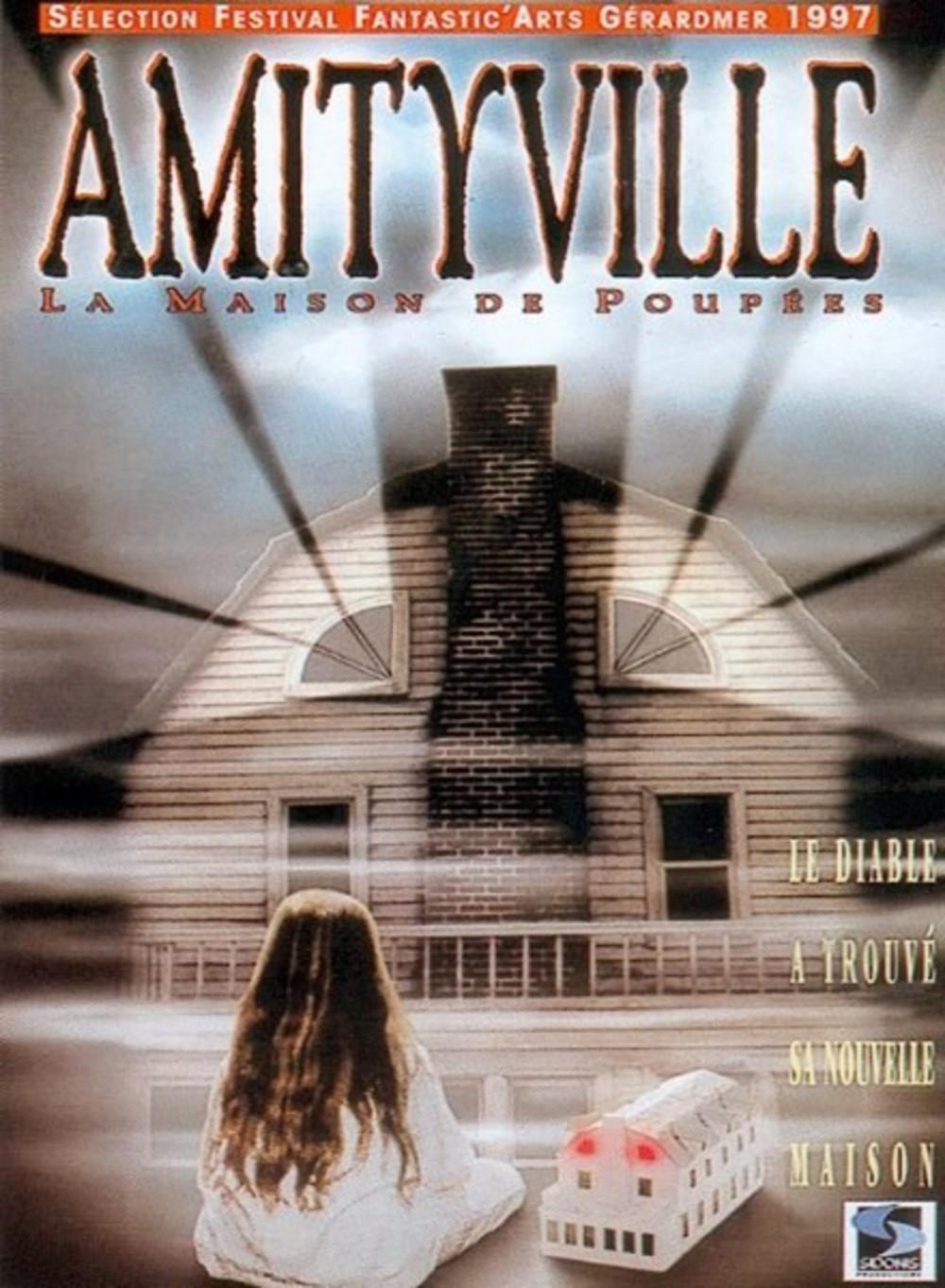 affiche du film Amityville, la maison des poupées