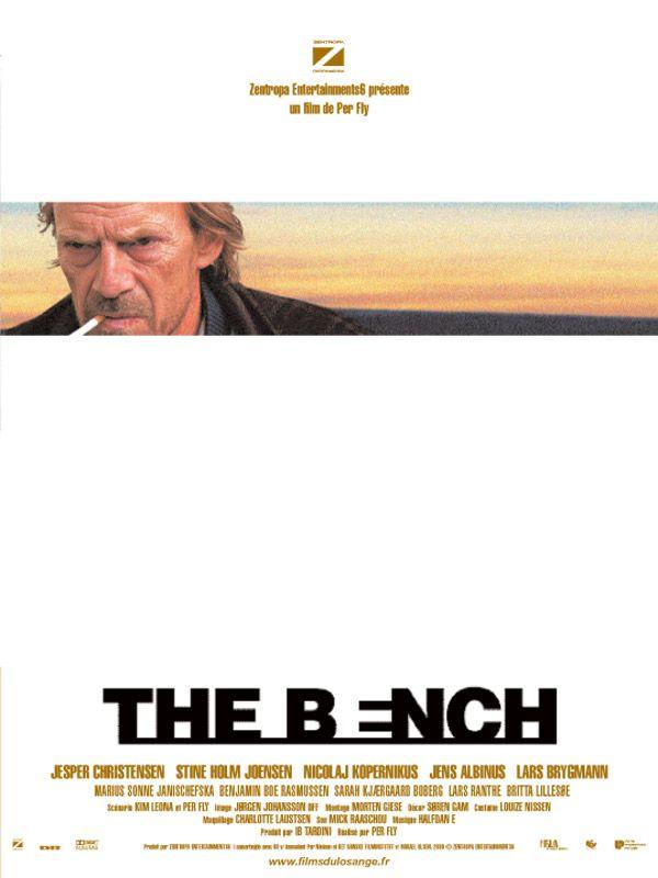 affiche du film The Bench