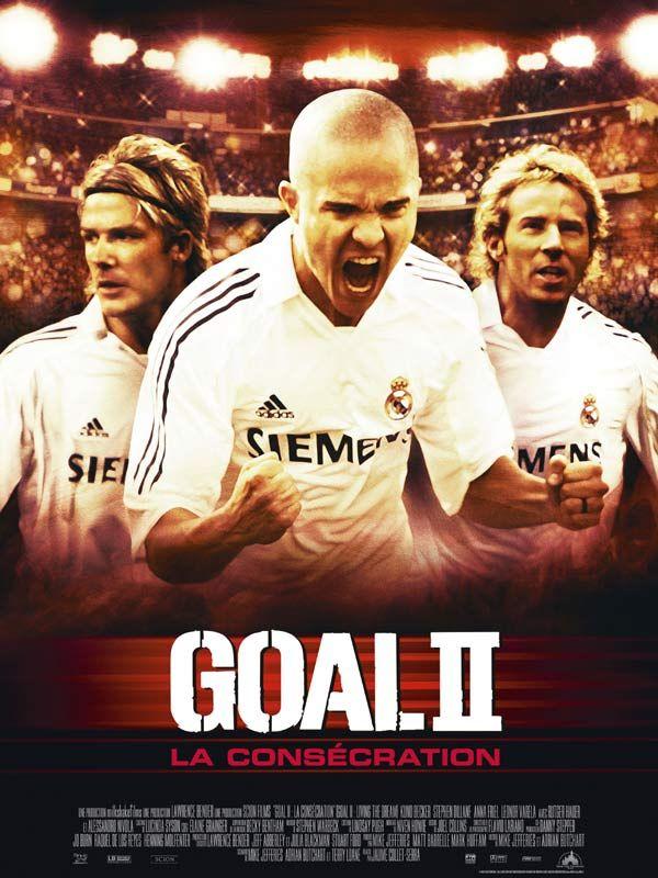 affiche du film Goal 2 : La consécration