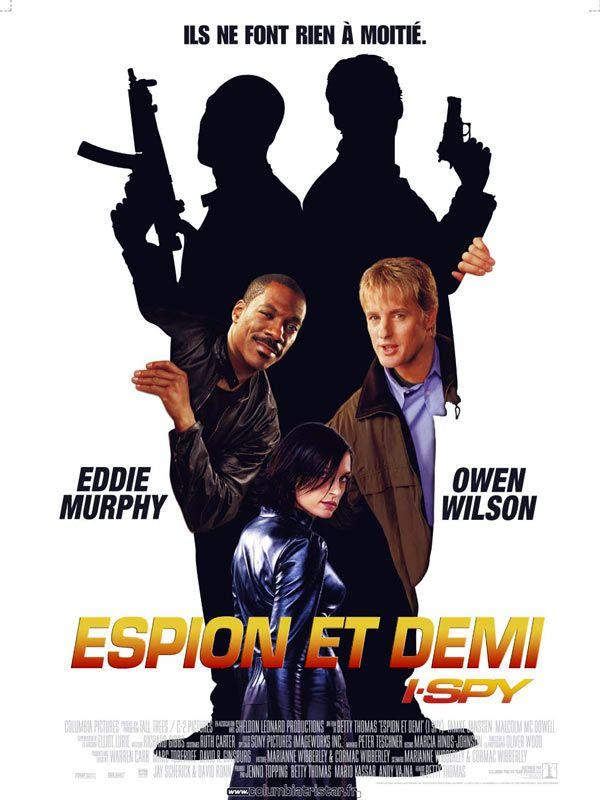 affiche du film Espion et demi