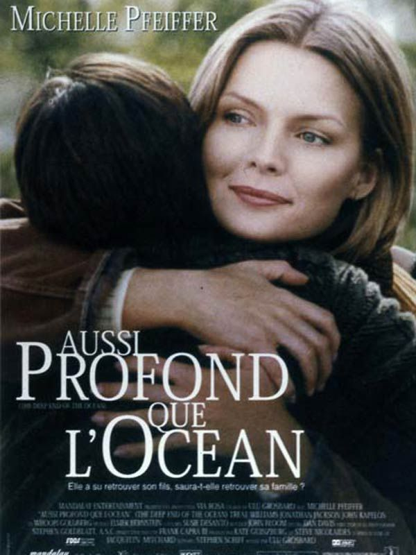 affiche du film Aussi profond que l'océan