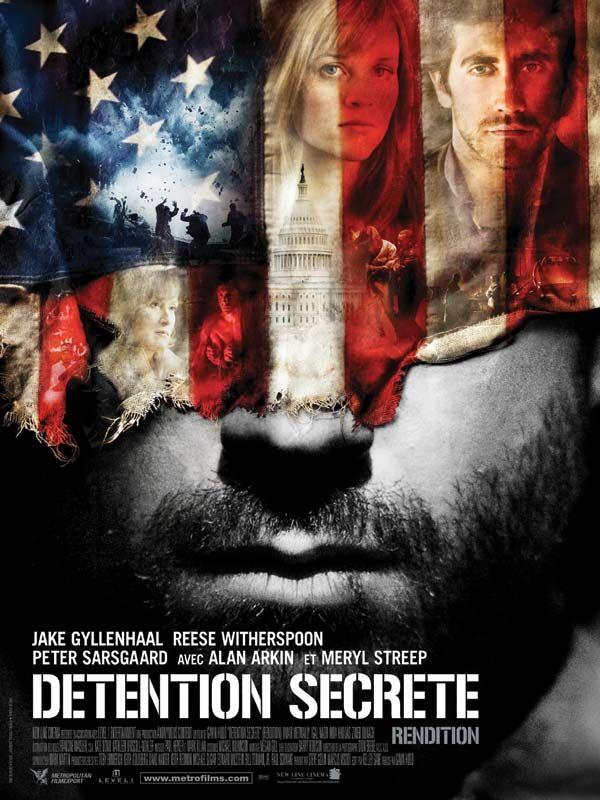 affiche du film Détention secrète