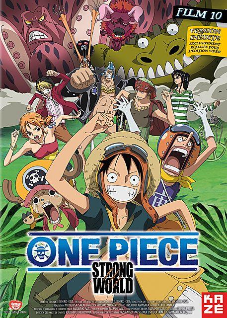 affiche du film One Piece - Film 10: Strong World