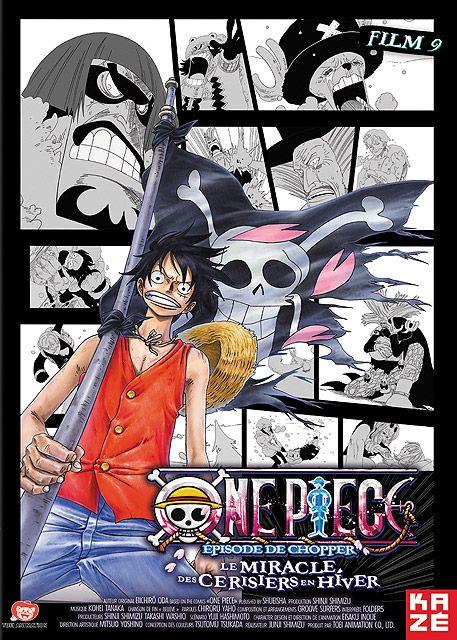 affiche du film One Piece - Film 9: Épisode de Chopper - Le miracle des Cerisiers en Hiver