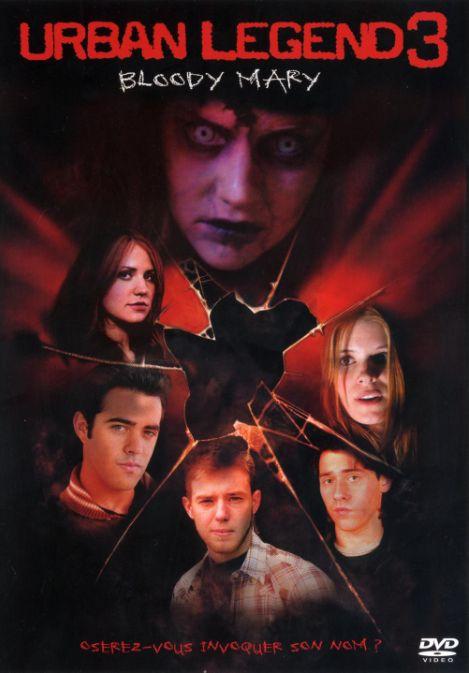 affiche du film Urban legend 3 : Bloody Mary