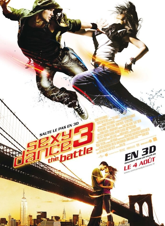 affiche du film Sexy Dance 3 The Battle
