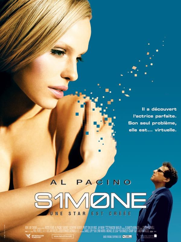 affiche du film Simone (2002)