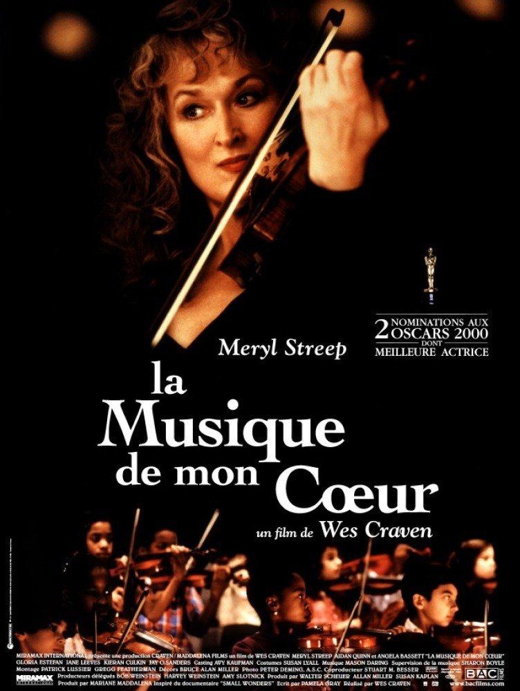 affiche du film La Musique de mon cœur